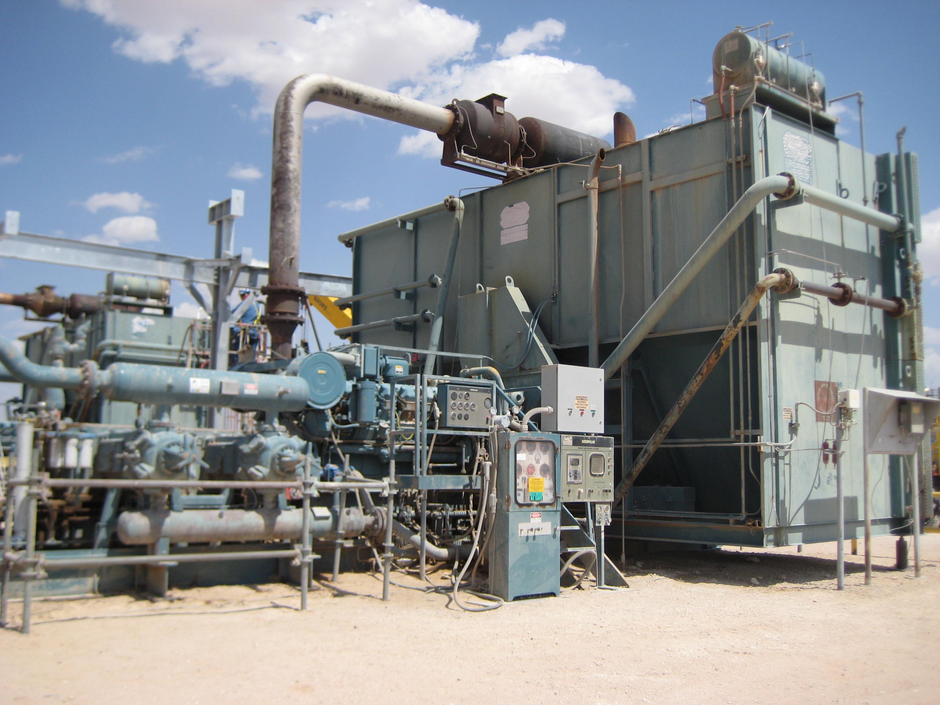 8- gas treatment