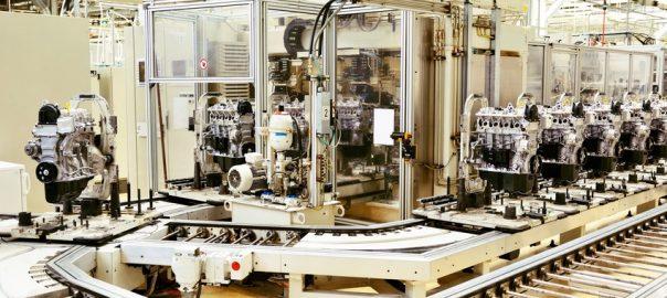 Engine manufactoring
